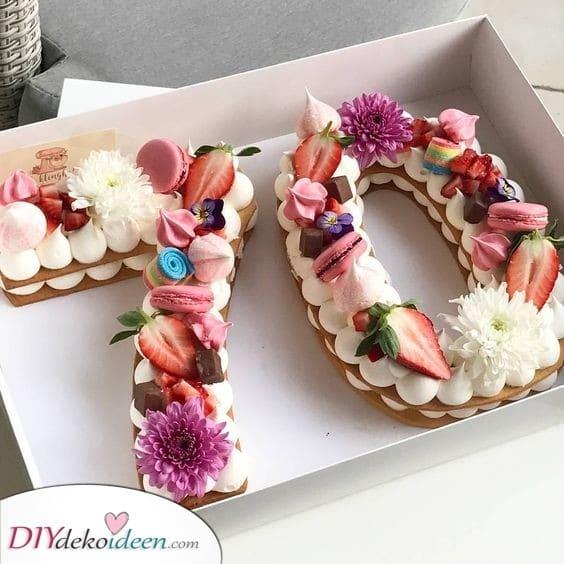 Ein wunderschöner Kuchen - Auch noch Lecker