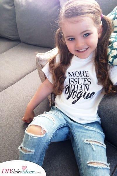 Zwei süße Zöpfe - Süße Frisuren für kleine Mädchen
