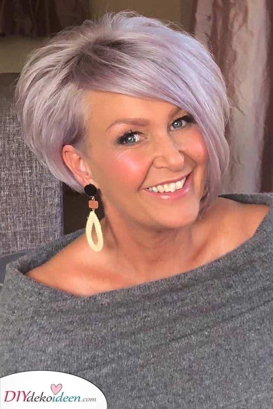 Stilvoll und atemberaubend - Beste Frisuren für Frauen über 50