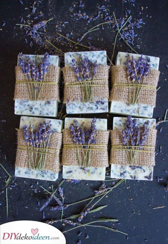 Lavendelseife – Besondere Geschenke für Frauen