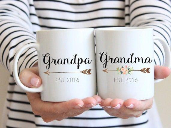 Als sie Großeltern wurden - Weihnachtsgeschenke für Opa