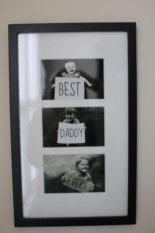 Eine entzückende Fotoserie - Für Mama und Papa