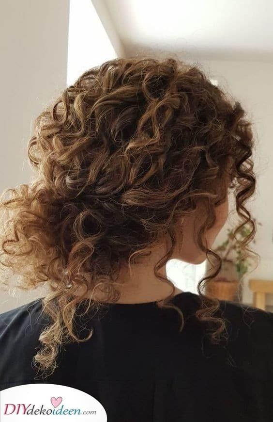 Ein einfacher Look - Ungezähmtes Haar
