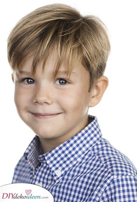 Kinderfrisuren für Jungs - Kleinkind Jungen Frisuren