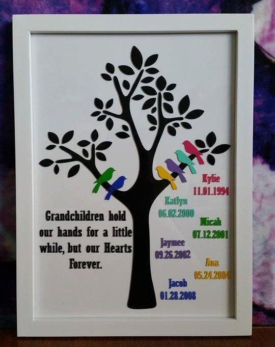 Ein Baum - Weihnachtsgeschenke für Omas