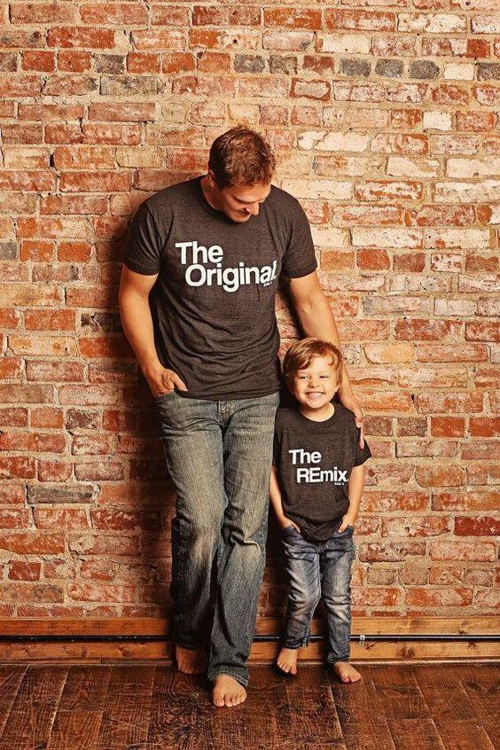 Die Papa T-Shirts - Geschenke für Väter zu Weihnachten
