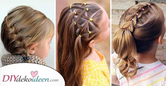 25 Mädchen Frisuren - Schöne Frisuren Für Mädchen