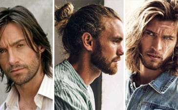25 Stylische Männer Langhaarfrisuren – Für Männer Mit Langen Haaren