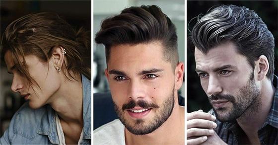 20 Einfache Männer Frisuren Für Dünnes Haar - Frisuren Für Männer