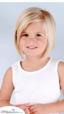 Ein ganz eigener Look – Kinderhaarschnitt für Mädchen