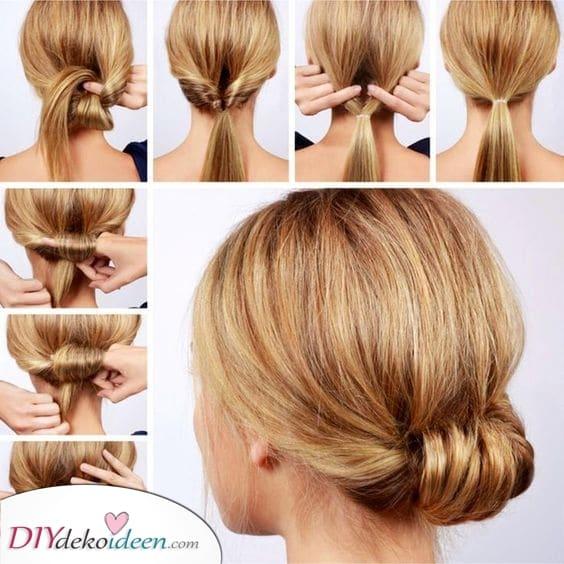 Einfach und mühelos – Frisuren für Frauen mit langen Haaren