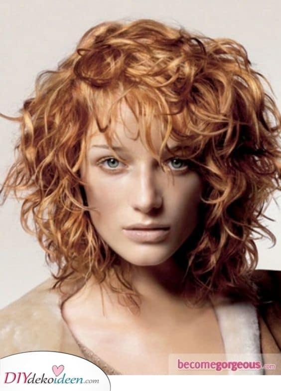 Bendig deine Locken – Frisuren für mittellanges Haar