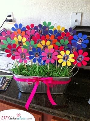 Ein Blumentopf – Geschenke für Kindergärtnerinnen
