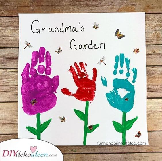 Omas Garten – Geburtstagsgeschenke für Oma
