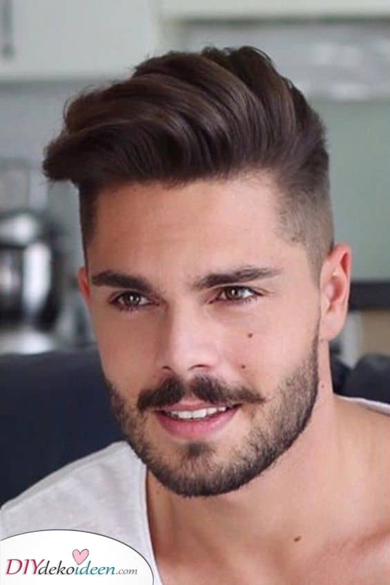 Der beliebte Schnitt bei Männern – Gut Aussehend und großartig