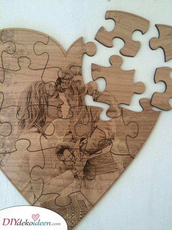Das perfekte Puzzle – Setze die Teile zusammen