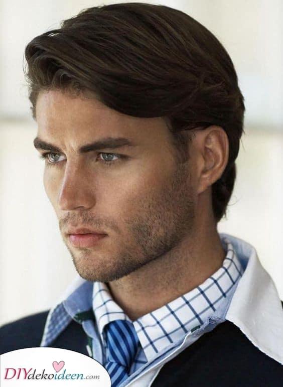 Gutaussehende junge Männer– Frisuren für Männer