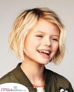 Süße kleine Mädchen – Der perfekte Mädchen Haarschnitt