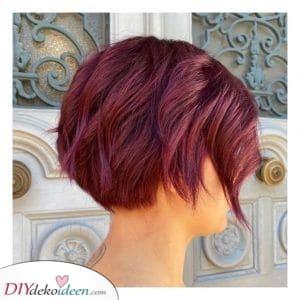 Ein paar Strähnen kräuseln – Schön gemachte Haare