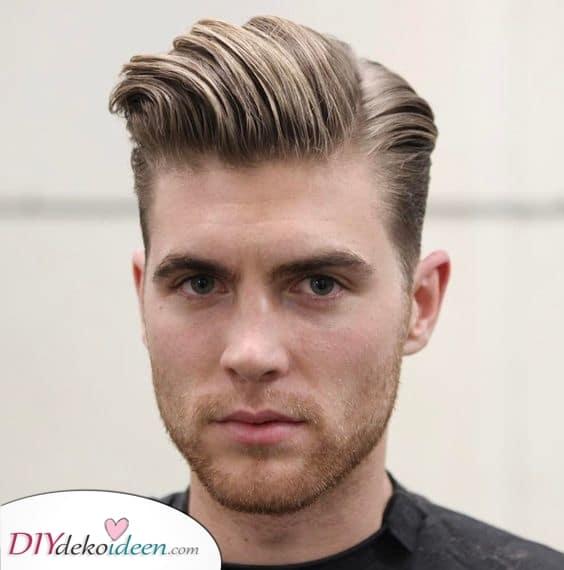 Kurzhaarschnitt für Männer – Kurze Frisuren für Männer