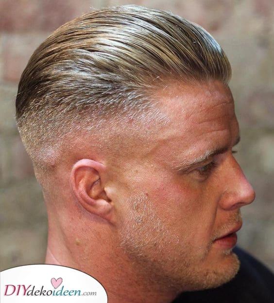 Ein mittellanger Undercut – Frisuren für Männer die immer gehen