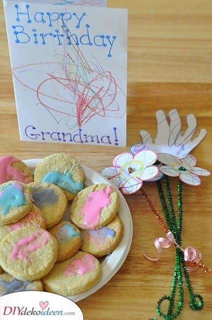 Ein bisschen selbstgemachte Pflege – Beste Geschenke für Oma