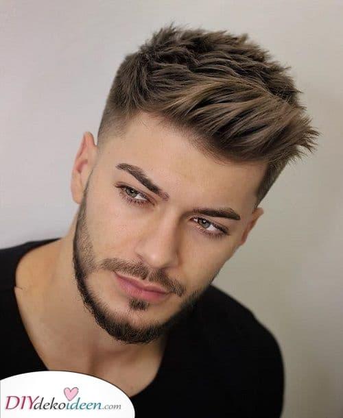 Einfach gemacht – Männer Frisuren für feines Haar