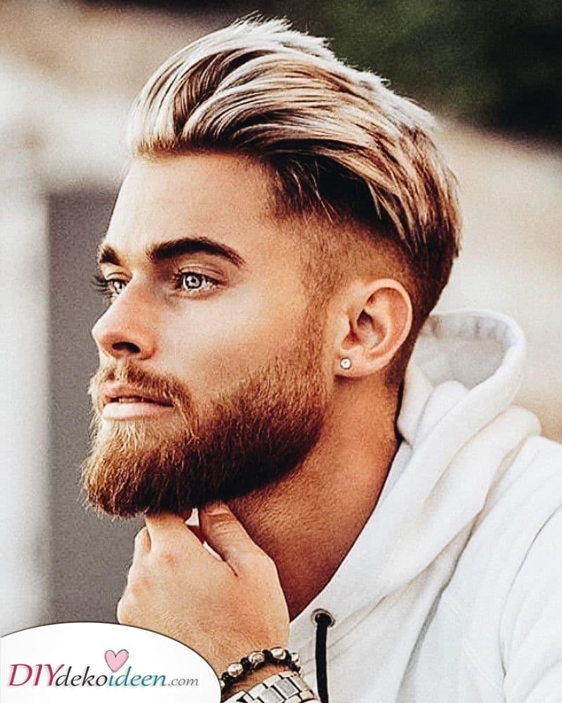 Männer mit mittellangen Haaren – Mittellange Männerfrisuren