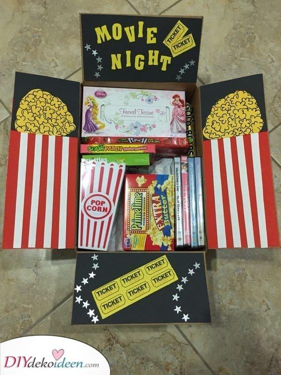 Eine Schachtel Snacks – Meine Süße