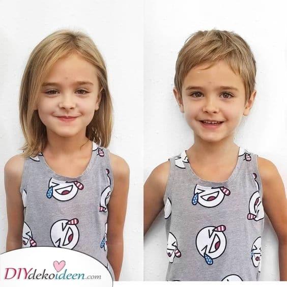 Ein superkurzer Pixie – Ein gewagter Mädchen Haarschnitt