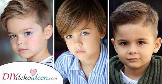 25 Haarschnitte Für Jungs - Coole Frisuren Für Kleine Jungs