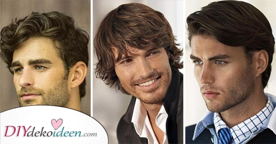 25 Angesagte Frisuren Für Männer - Moderne Herrenfrisuren Für Jeden