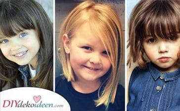 25 Süße Mädchen Haarschnitte Zum Ausprobieren - Kinderhaarschnitt Für Mädchen