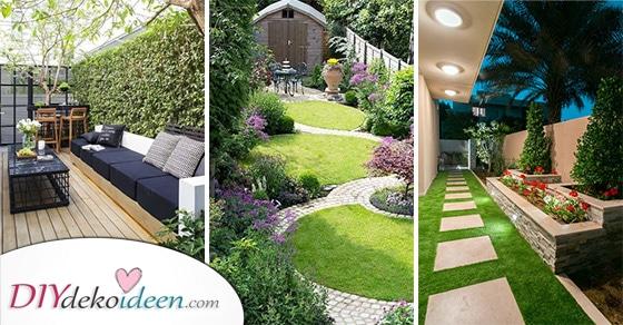 20 Tipps Um Einen Kleinen Garten Zu Gestalten – Ideen Für Ideen Für Kleine Gärten
