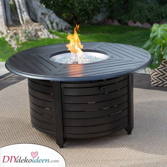Feuerschalen Design – Feuerstelle im Garten