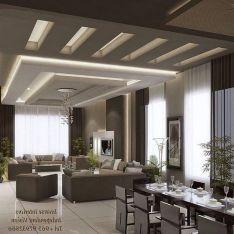 Die ganze Decke neugestalten – Erstaunlich und fantastisch mit Wohnzimmerleuchten