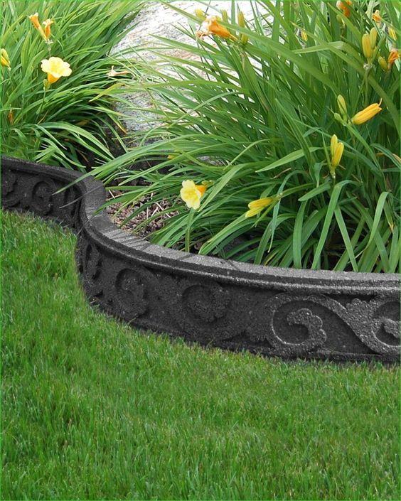 Dekorativ und wunderschön – Beetumrandungs Ideen Für Ihren Garten