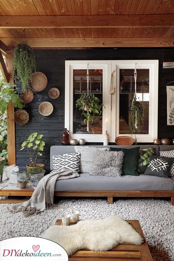 Bleieben Sie kreativ – Garten Terrassen Ideen