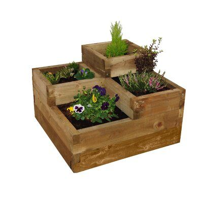 Ein mini Hochbeet für Ihren Garten – Gartenhochbeet Ideen