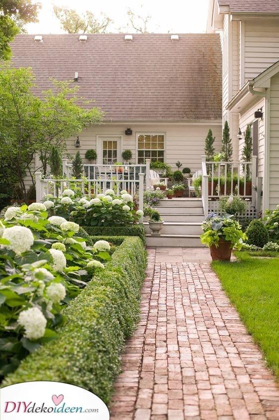 Schön und grün – Kleine Gartengestaltungsideen