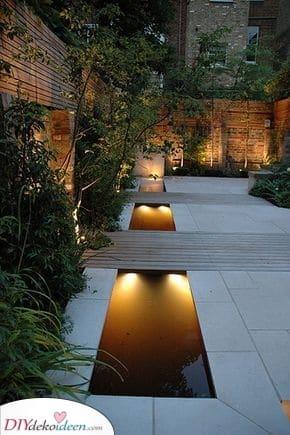 Moderne Gartenbeleuchtung – Atemberaubend und doch simpel