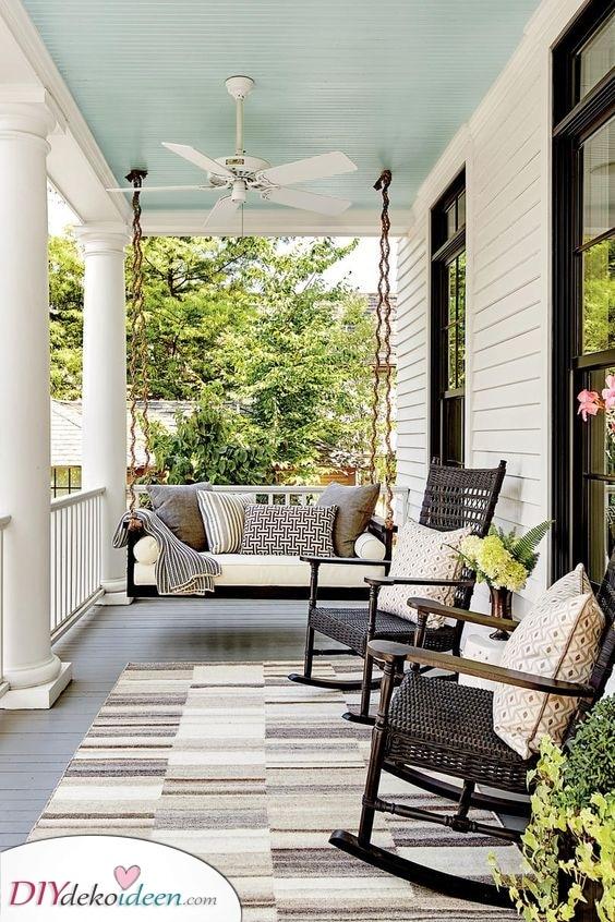 Wirklich großartig – Kleine Terrassengestaltung Ideen