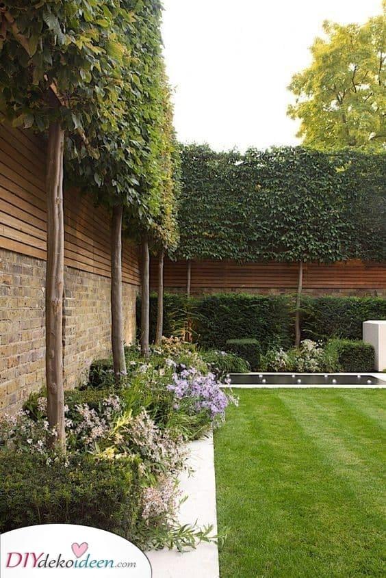 Zaun für den Hinterhof – Günstige Zaunideen für den Hinterho