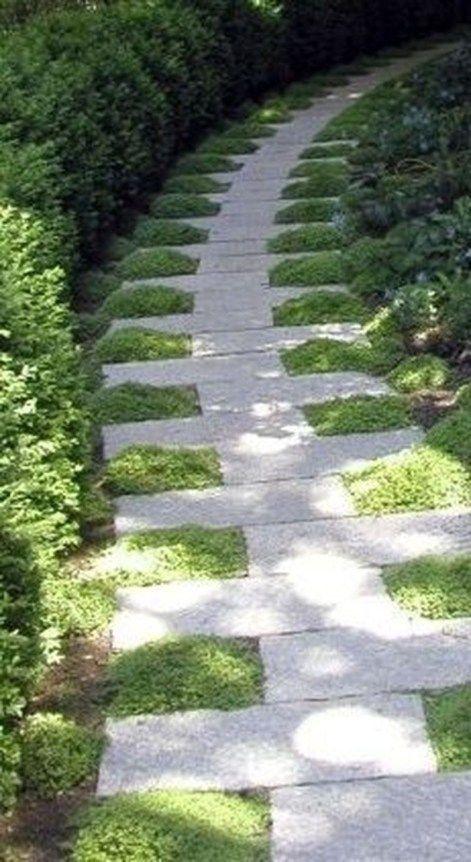 Ein schöner Spaziergang – Gartenweg Ideen