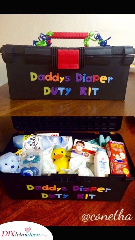 Eine Windelbox – Hilfreich für die Eltern