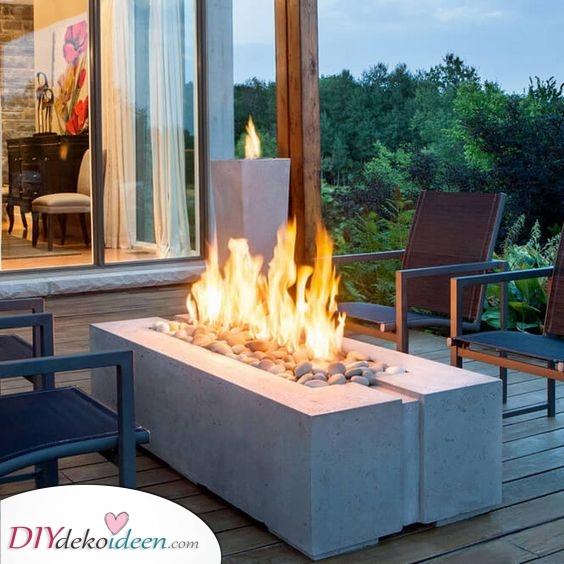 Innovativ und ganz neu – Feuerschale für den Garten