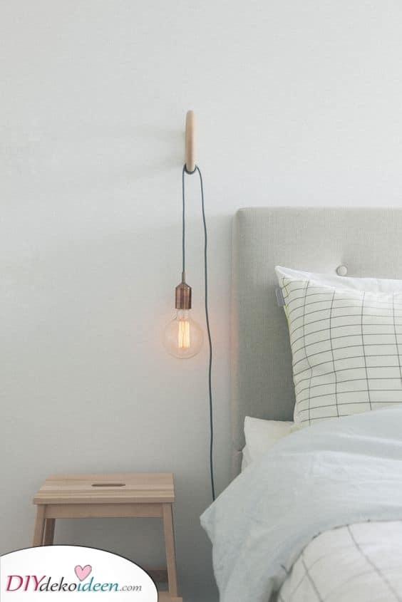 Eine Nachttischlampe – Eine einzigartige Schlafzimmerlampe
