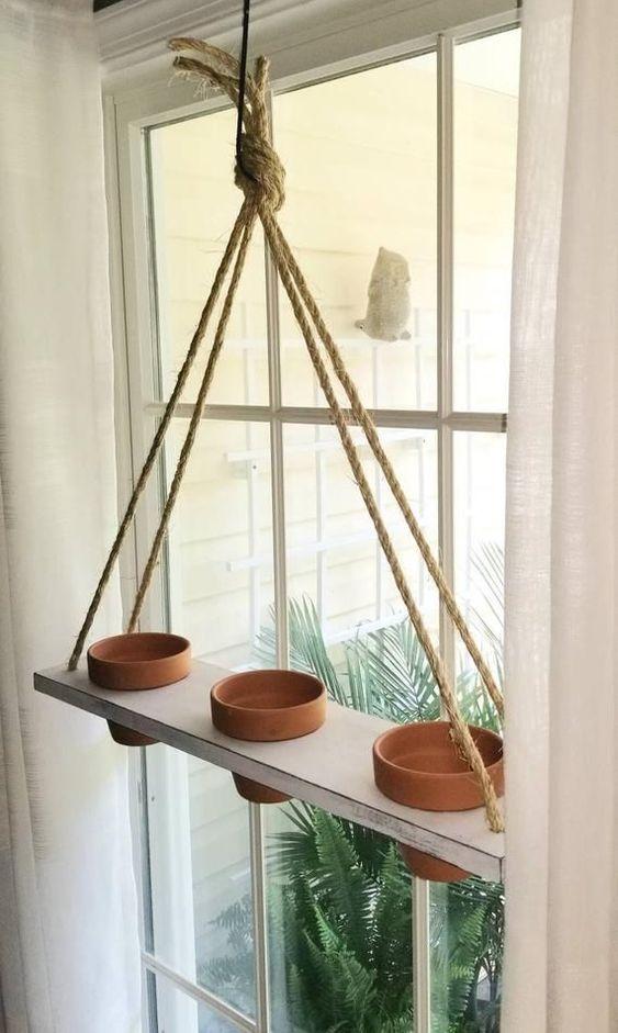 Terrakotta-Töpfe – Beste Kräutergärten