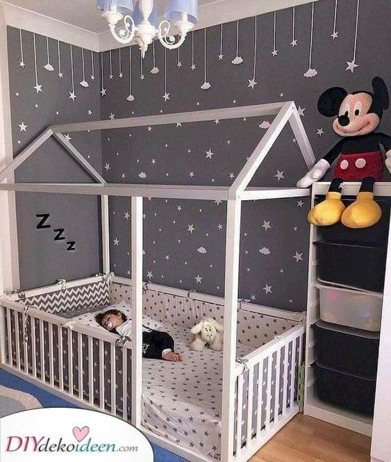 Eine Sternennacht – Moderne Babyzimmer für Jungen