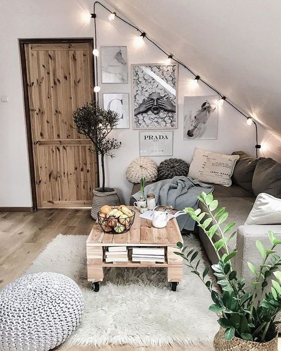 Eine Lichterkette als Wohnzimmer Beleuchtung – Moderne Lösungen für Ihr Wohnzimmer
